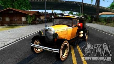 Bolt Utility Truck From Mafia для GTA San Andreas