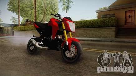 Kawasaki Z125 Pro для GTA San Andreas