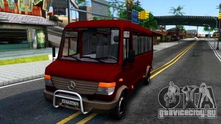 Mercedes-Benz Vario для GTA San Andreas