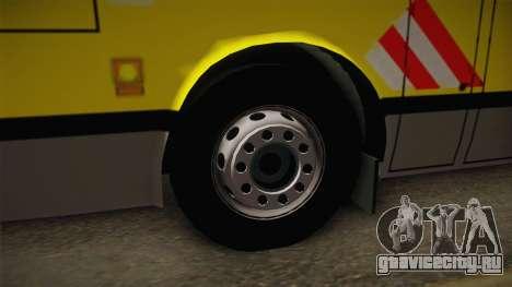 Mercedes-Benz O400 RSD Itapemirim Tribus для GTA San Andreas