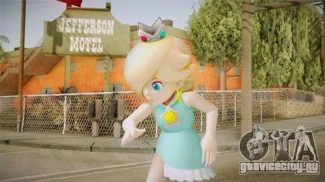 Mario Tennis - Rosalina для GTA San Andreas