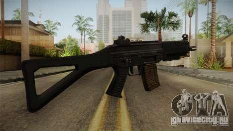 SIG-552 Assault Rifle для GTA San Andreas второй скриншот