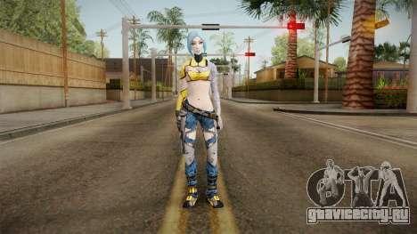 Borderlands 2 - Skimpier Maya The Siren для GTA San Andreas второй скриншот