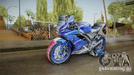 Yamaha YZF R15 3.0 для GTA San Andreas