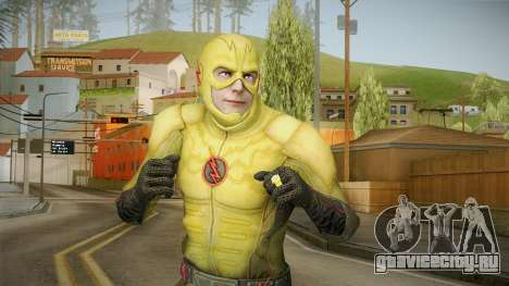 The Flash TV - Reverse Flash v1 для GTA San Andreas