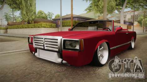 Feltzer Drift Edition для GTA San Andreas вид справа