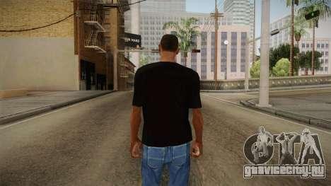 Straight Outta LS T-Shirt для GTA San Andreas третий скриншот