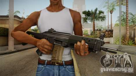 SIG-552 Assault Rifle для GTA San Andreas третий скриншот