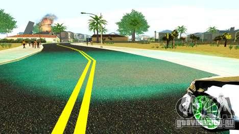 HID KIT BI-XENON H4 6000K для GTA San Andreas третий скриншот