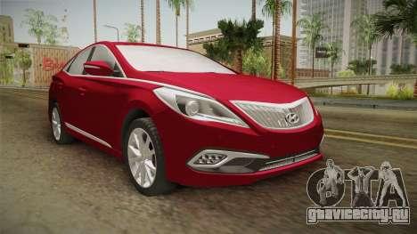 Hyundai Azera 2016 для GTA San Andreas