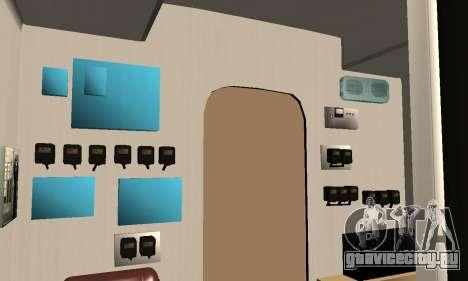 Метросостав типа Ем Киевский для GTA San Andreas салон