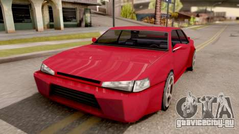 Sultan Widebody для GTA San Andreas