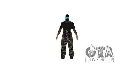 Полный пак скинов Гетто для GTA San Andreas третий скриншот
