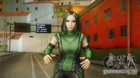 Marvel Future Fight - Mantis для GTA San Andreas