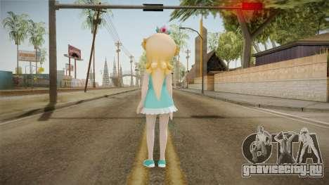 Mario Tennis - Rosalina для GTA San Andreas третий скриншот