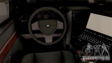 Dodge Grand Caravan Turkish Police для GTA San Andreas