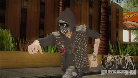 Watch Dogs 2 - Wrench для GTA San Andreas