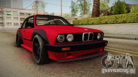 BMW M3 E30 Rocket Bunny для GTA San Andreas