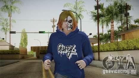 GTA Online: Random Female Skin для GTA San Andreas