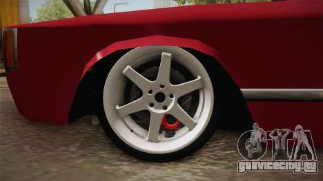 Feltzer Drift Edition для GTA San Andreas вид сзади