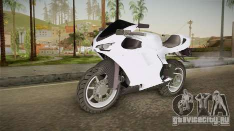 EFLC TLaD Pegassi Bati 801 для GTA San Andreas
