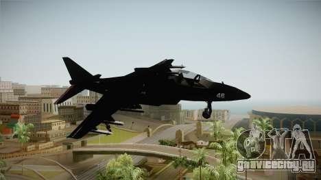 Black Hydra для GTA San Andreas