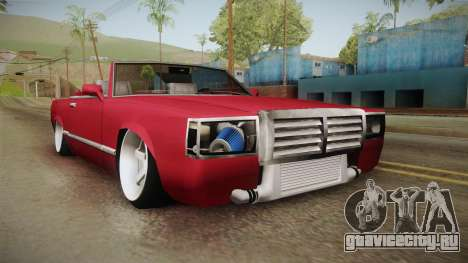 Feltzer Drift Edition для GTA San Andreas