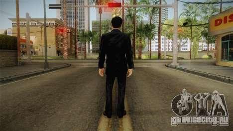 Mafia 2 Vito On Tuxedo Black для GTA San Andreas третий скриншот