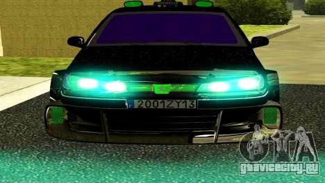 HID KIT BI-XENON H4 6000K для GTA San Andreas второй скриншот