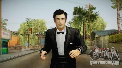 Mafia 2 Vito On Tuxedo Black для GTA San Andreas