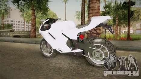 EFLC TLaD Pegassi Bati 801 для GTA San Andreas вид слева