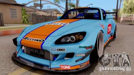 Honda S2000 Pandem Gulf Racing для GTA San Andreas