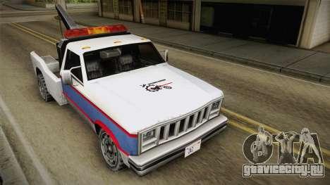 Whetstone Forasteros Vehicle для GTA San Andreas