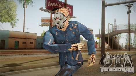 Friday The 13th - Jason v6 для GTA San Andreas