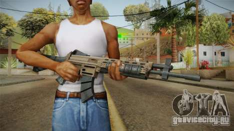 World War Z - Assault Rifle для GTA San Andreas