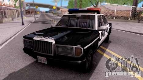 Admiral LVPD для GTA San Andreas