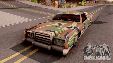 New Paintjob for Remington v3 для GTA San Andreas
