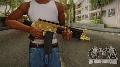 AK-12 Gold для GTA San Andreas