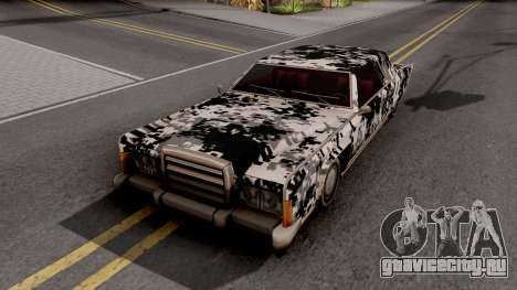 New Paintjob for Remington v1 для GTA San Andreas