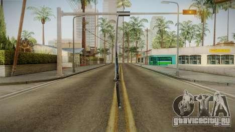 Closers Online - Yuri Official Agent Weapon 2 для GTA San Andreas второй скриншот
