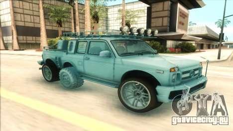 Lada Niva 6x6 для GTA San Andreas