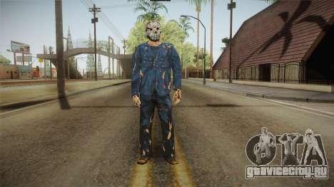 Friday The 13th - Jason v6 для GTA San Andreas второй скриншот