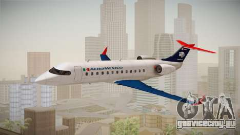 GTA 5 Buckingham Starjet Aeromexico для GTA San Andreas
