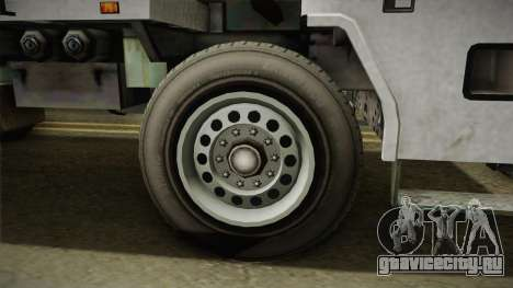 GTA 5 Jobuilt Trashmaster 2 для GTA San Andreas вид сзади