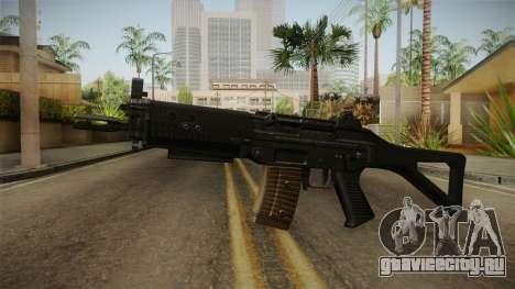 SIG-552 Assault Rifle для GTA San Andreas