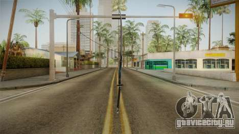 Closers Online - Yuri Official Agent Weapon 2 для GTA San Andreas третий скриншот
