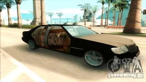Mercedes-Benz 600 SEL для GTA San Andreas