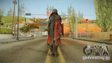 AC: Syndicate - Evie Frye для GTA San Andreas третий скриншот