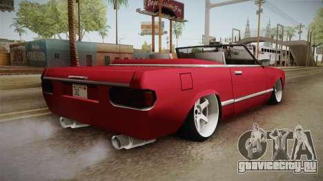 Feltzer Drift Edition для GTA San Andreas вид слева