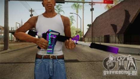 CS:GO - M4A1-S Lince для GTA San Andreas